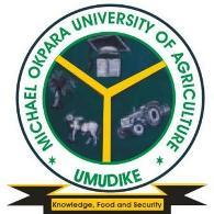 MOUAU - Michael Okpara University Of Agriculture Umudike (MOUAU) Admission List for 2020/2021 Academic Session is Out