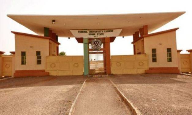 Federal University Kashere (FUKASHERE) Remedial Admission Form for 2020/2021 Academic Session