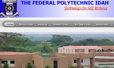 Federal Polytechnic Idah HND Admission List for 2020/2021 Academic Session