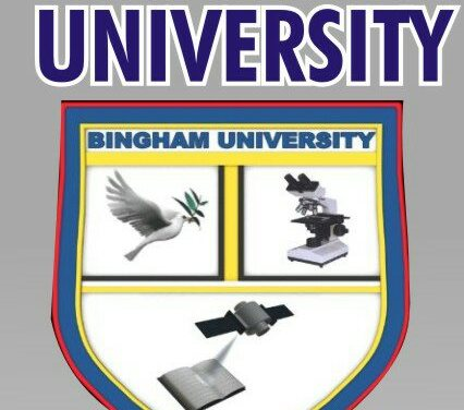 List of Bingham University Degree Courses