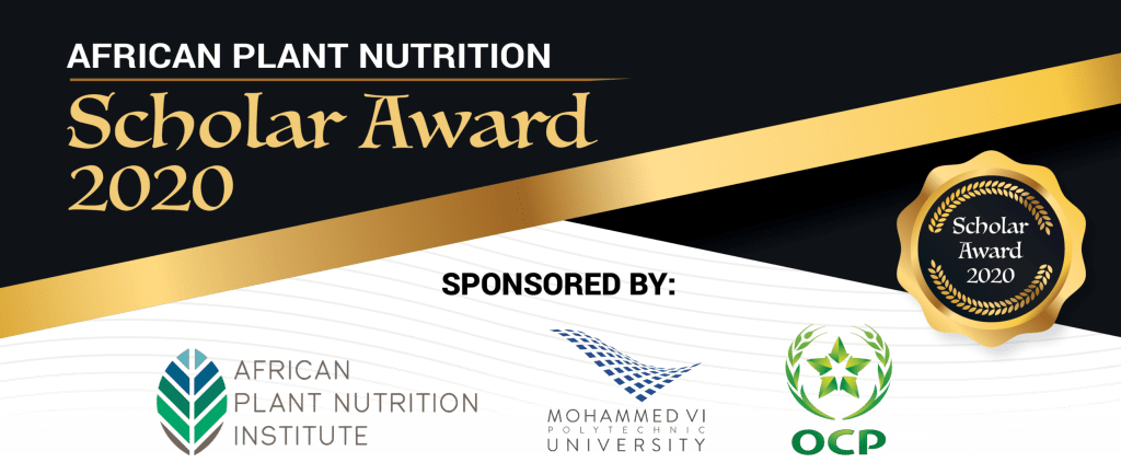 Scholar Banner 2 1024x433 - Africa Plant Nutrition Scholarship Program 2020 for African Students- Application Process
