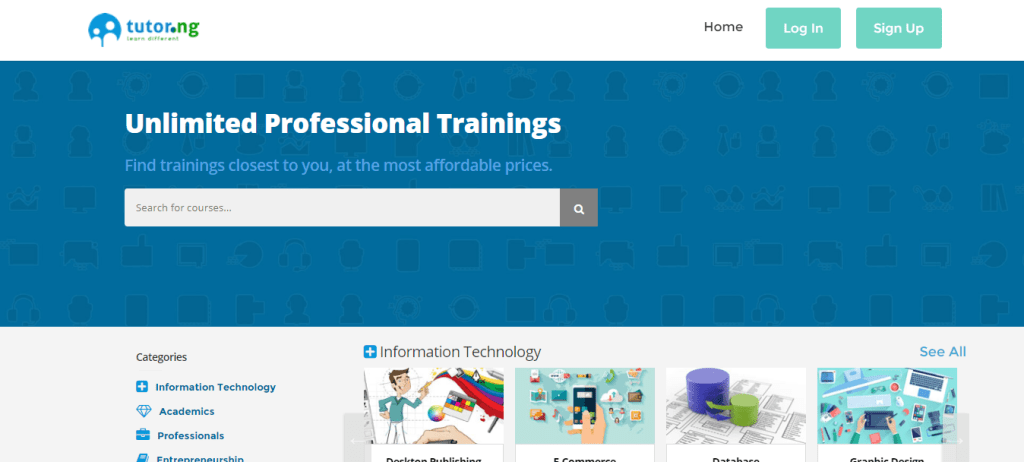 tutot.ng  1024x462 - COVID -19: 5 E-Learning Platforms Student can benefit from while at home