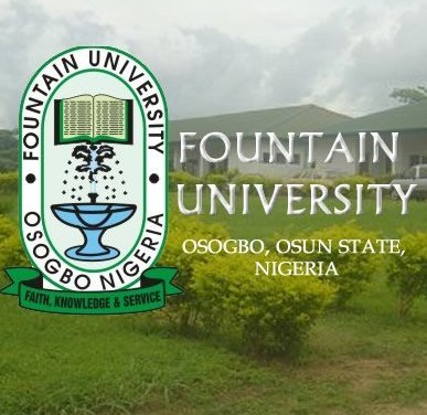 Fountain University Osogbo (FUO) JUPEB Admission Form for 2020/2021 Announced