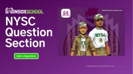 NYSC Question Section - Categories