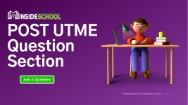 POST UTME Question Section - Categories