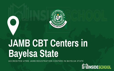 JAMB Accredited CBT Centres in Bayelsa State for UTME Registration