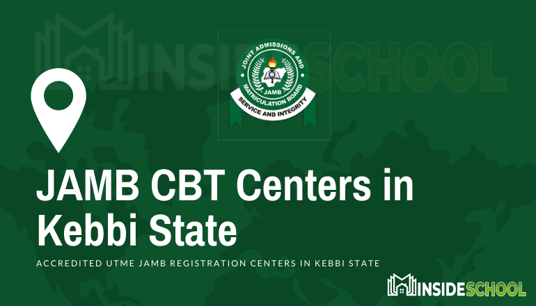 JAMB CBT Centres in Kebbi State - JAMB Accredited CBT Centres in Kebbi State for UTME Registration