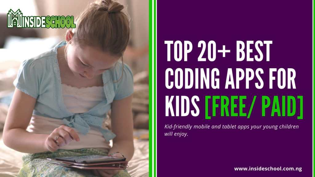 Best Coding Apps for Kids and Teenagers 1024x576 - Top 20+ Best Coding Apps for Kids and Teenagers [Free/ Paid]