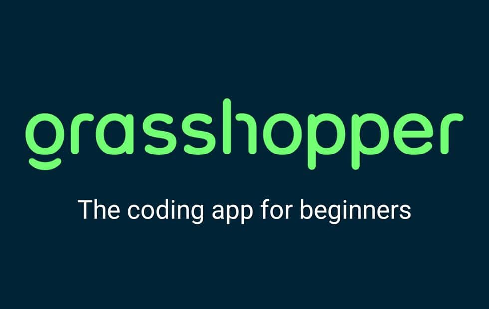 grasshopper app - Top 20+ Best Coding Apps for Kids and Teenagers [Free/ Paid]
