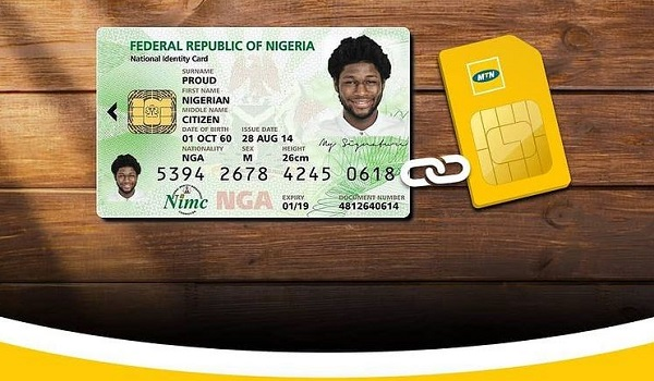 mtn nin - How to link NIN to all sim card: How to check National Identification Number from your phone