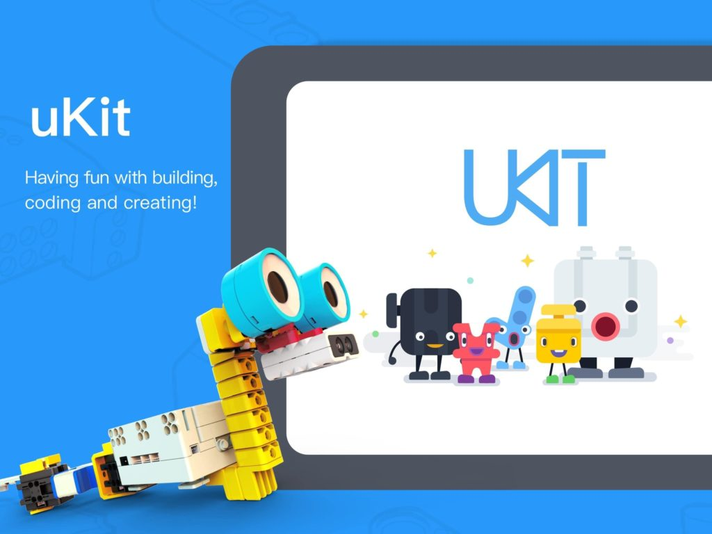 uKit EDU 1 1024x768 - Top 20+ Best Coding Apps for Kids and Teenagers [Free/ Paid]