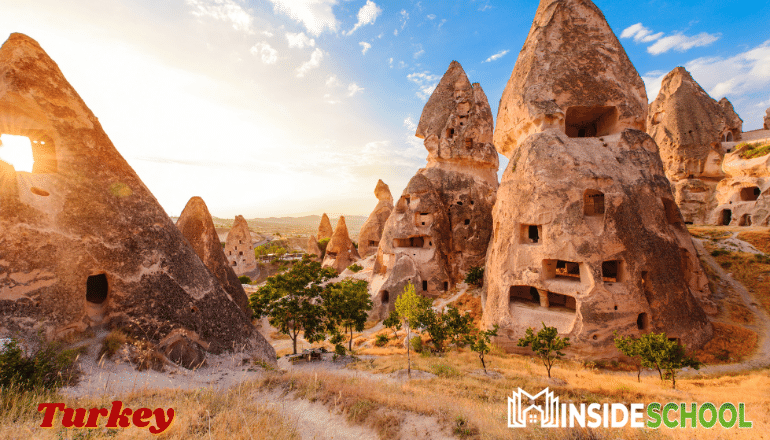 Places in Turkey 1 - Top 10 Most Visited Countries in the World 2021 (And How to Visit Them)