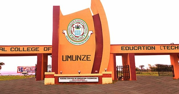 Federal College of Education Umunze Job Recruitment (3 Positions)