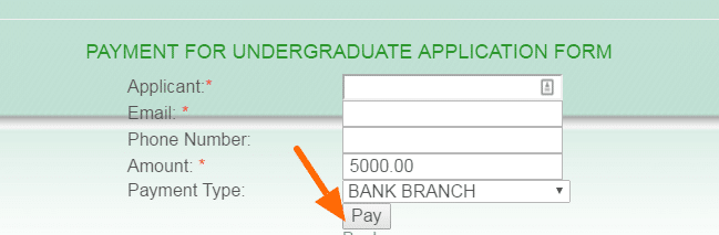 noun payment - How to Apply For National Open University Of Nigeria (NOUN) Admission Form 2021