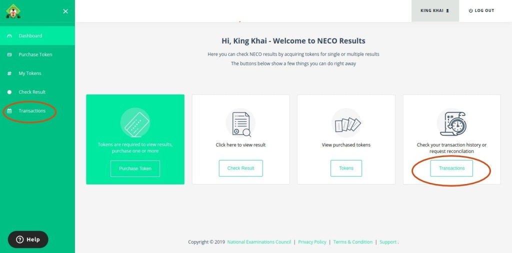 image 11 1024x506 - How to Purchase NECO Result Checker Token | SSCE & BECE