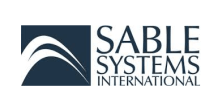Sable Systems Logo