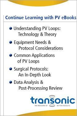 Transonic PV Loop eBook