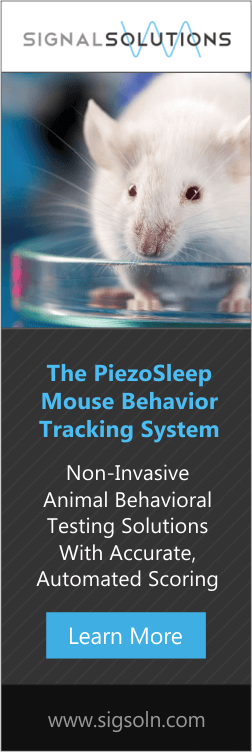 PiezoSleep Mouse Behavioral Tracking System