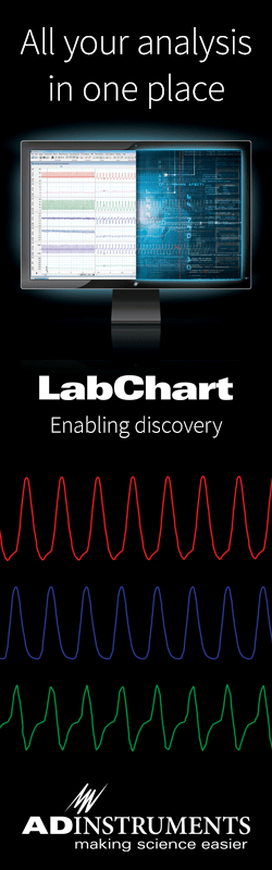 ADInstruments LabChart - Enabling Discovery
