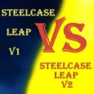 Steelcase Leap V1 vs V2