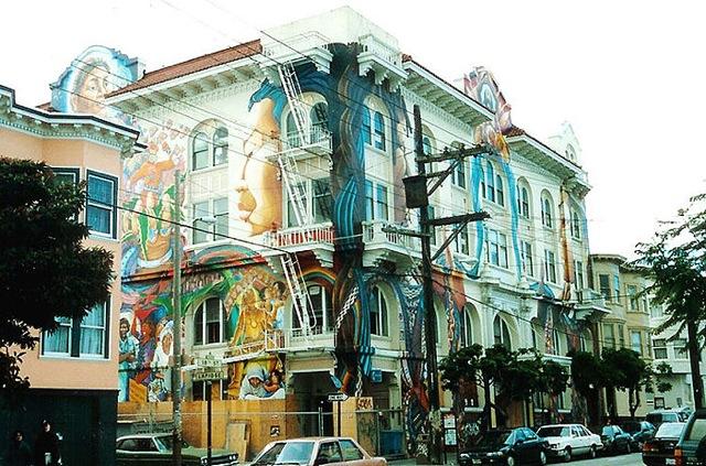 San Francisco Womens Building
