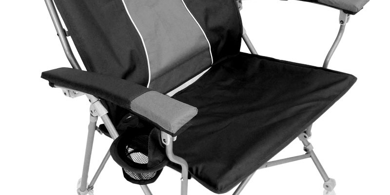 Strongback Chair Tailgating