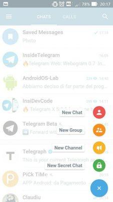 Challegram-telegram x-chat