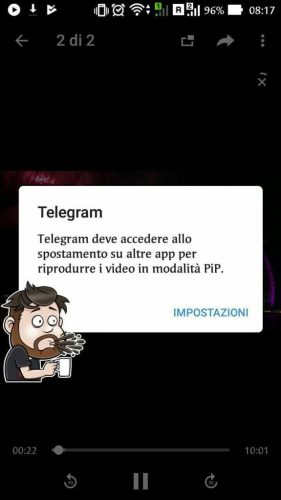 telegram 4.8 beta-pip