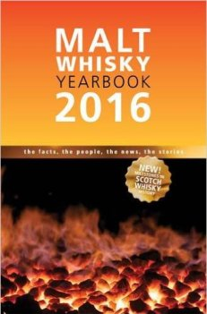 book malt whisky yearbook 2016