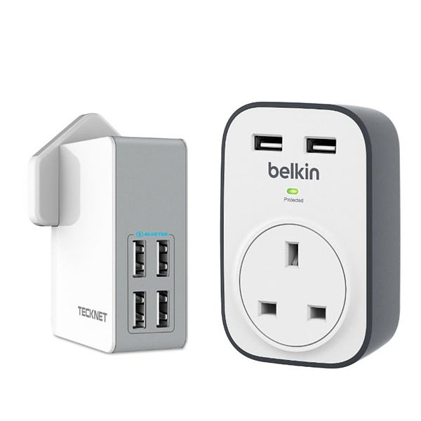 gadget usb wall chargers