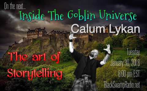 On the next Inside The Goblin Universe: Calum Lykan