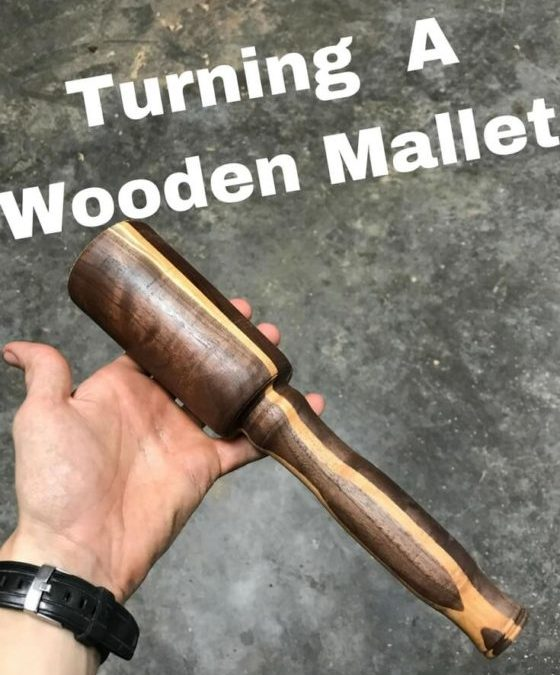 Building A Wooden Mallet