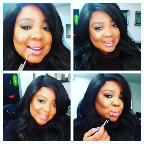 L'oreal Paris Pro Makeup Artist onset forRalph Lauren Fragrances videoshoot