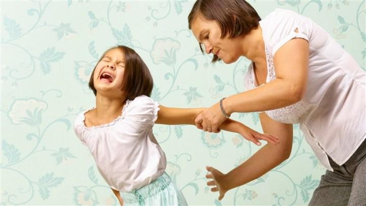 Spanking Kids