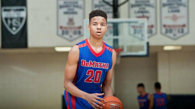 Markelle Fultz and VJ King ranked in the Top 25 of the ESPN 2016 top-100