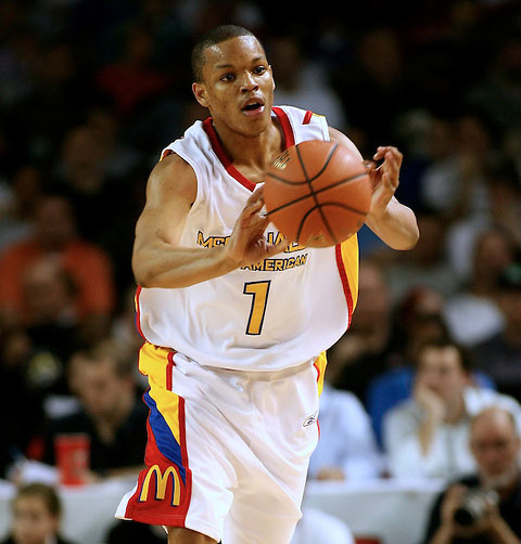 TBT: Former McDonald's All-American and St. John's guard Chris Wright