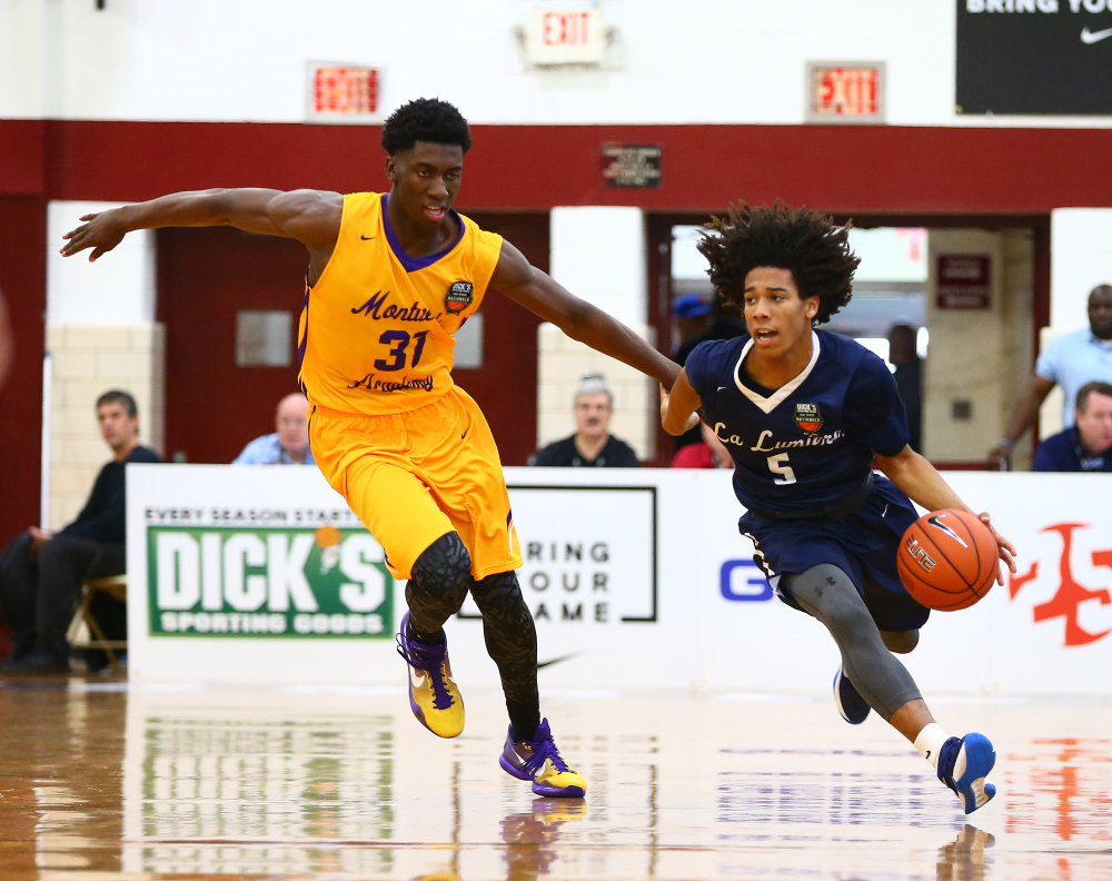 Dick's National Championship Preview: La Lumiere (IN) vs Oak Hill Academy (VA)