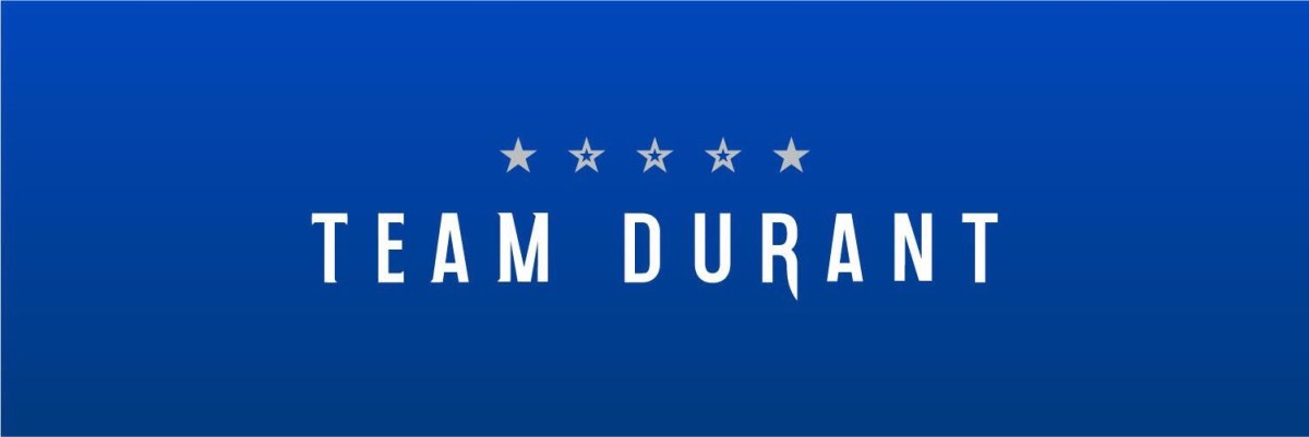 Team Durant aspires basketball dreams, while competing at the highest level