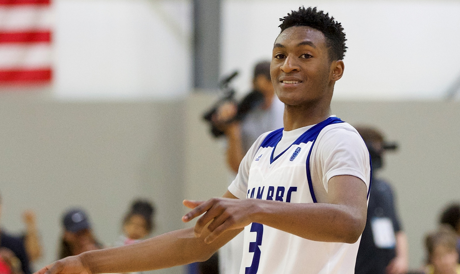 Immanuel Quickley adidas (Scout)