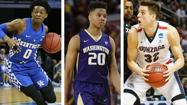 Mock Draft (CSN Philly)
