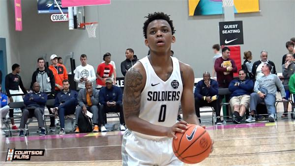 4-star guard James Akinjo commits to Georgetown