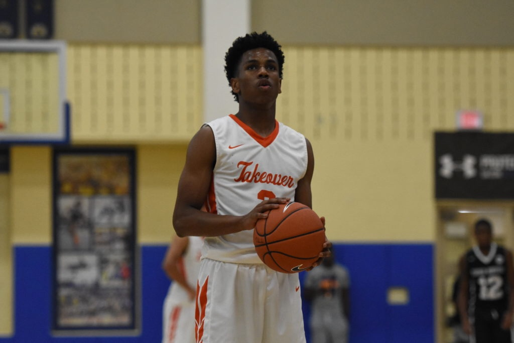 After dominating league play, Team Takeover is ready to make a strong run at Peach Jam