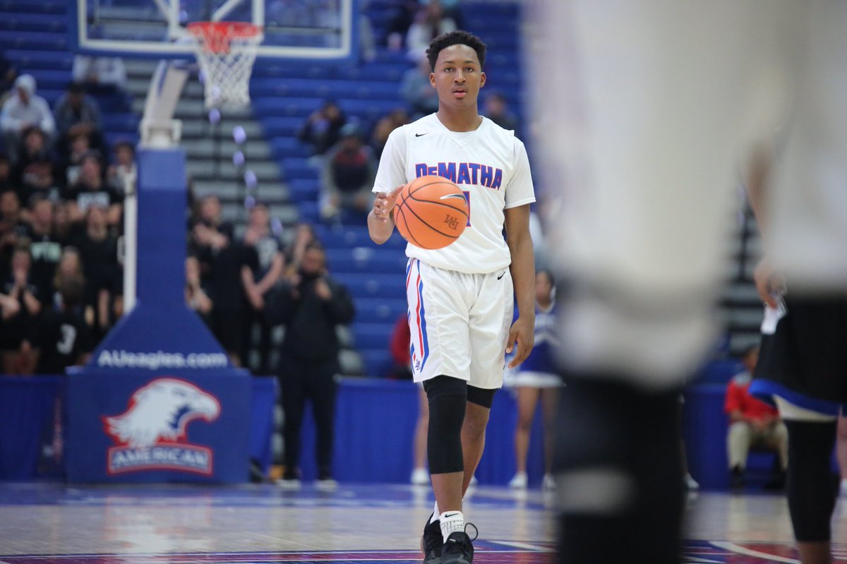 Jahmir Young_DeMatha