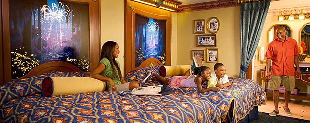 Inside the new royal guest rooms at the walt disney world port inside the new royal guest rooms at the walt disney world port orleans riverside hotel offering fairytale accommodations publicscrutiny Images