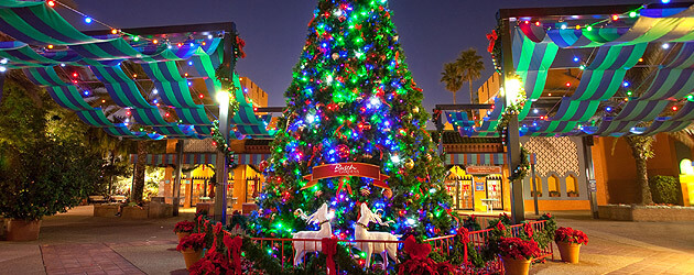 busch gardens tampa details christmas town celebration transforming the entire theme park into a winter wonderland