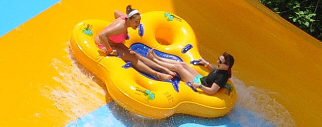 Colossal Curl Adds Big Thrills To Water Country USA As Busch Gardens  Williamsburg Debuts New Family Slide