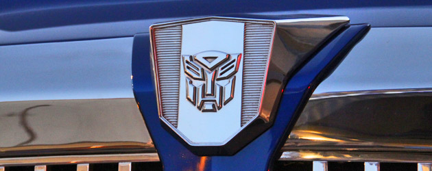 Optimus Prime Truck Transformers 3
