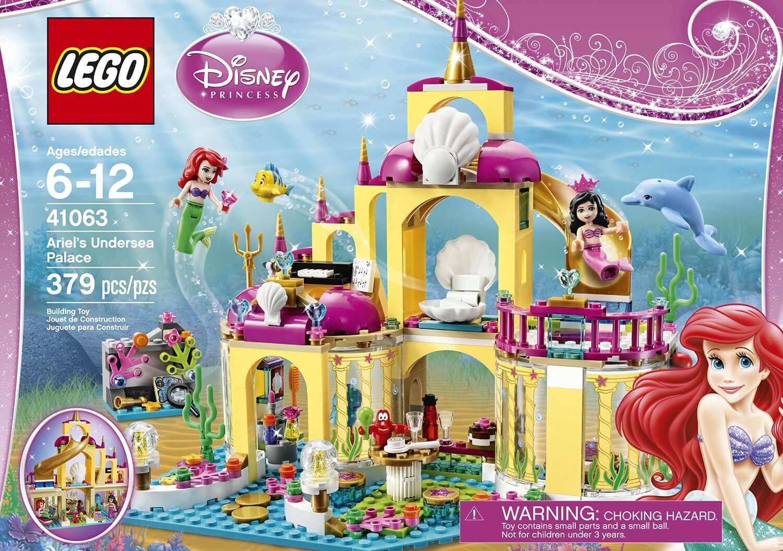 Pre-Order Now! New Disney Princess LEGO Sets