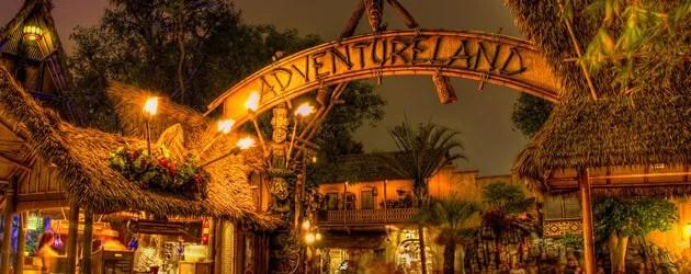 Date Nite At Disneyland Adventureland Illuminates The