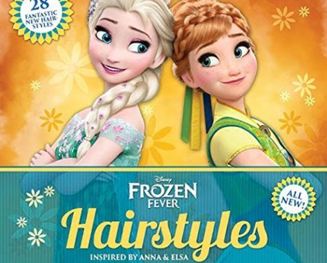 Get The Perfect Hairstyle With These Disney Hair Tutorial Books From